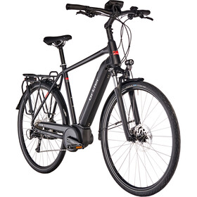 Ortler Tours Powertube Nyon Homme, black matt
